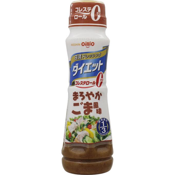 日清オイリオグループ ドレッシングダイエット まろやかごま風味 185ml