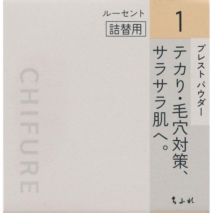 ちふれ化粧品 ちふれ プレストパウダーS詰替用 1 PパウダーS詰替用1