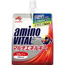 味の素 アミノバイタル ゼリードリンク マルチエネルギー 180g