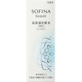 花王ソフィーナ ソフィーナボーテ 高保湿化粧水美白 しっとり 140ML (医薬部外品)
