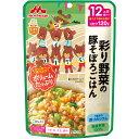 森永乳業 大満足ごはん 彩り野菜の豚そぼろごはん 120g