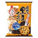 岩塚製菓 岩塚の黒豆せんべい 10枚