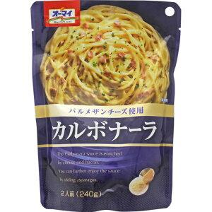 日本製粉 オーマイ カルボナーラ 240g