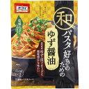 日本製粉 オーマイ 和パスタ好きのための ゆず醤油 24.7g×2