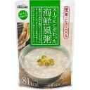 丸善食品工業 テーブルランド スープにこだわった海鮮風粥 220g