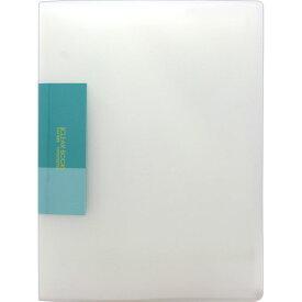 ビュートンジャパン スリム クリヤー ブック File by File A4−10ポケット FCB−A4−10C