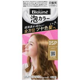 花王 ブローネ 泡カラー 0SPスパークリングブラウン 108ml (医薬部外品)