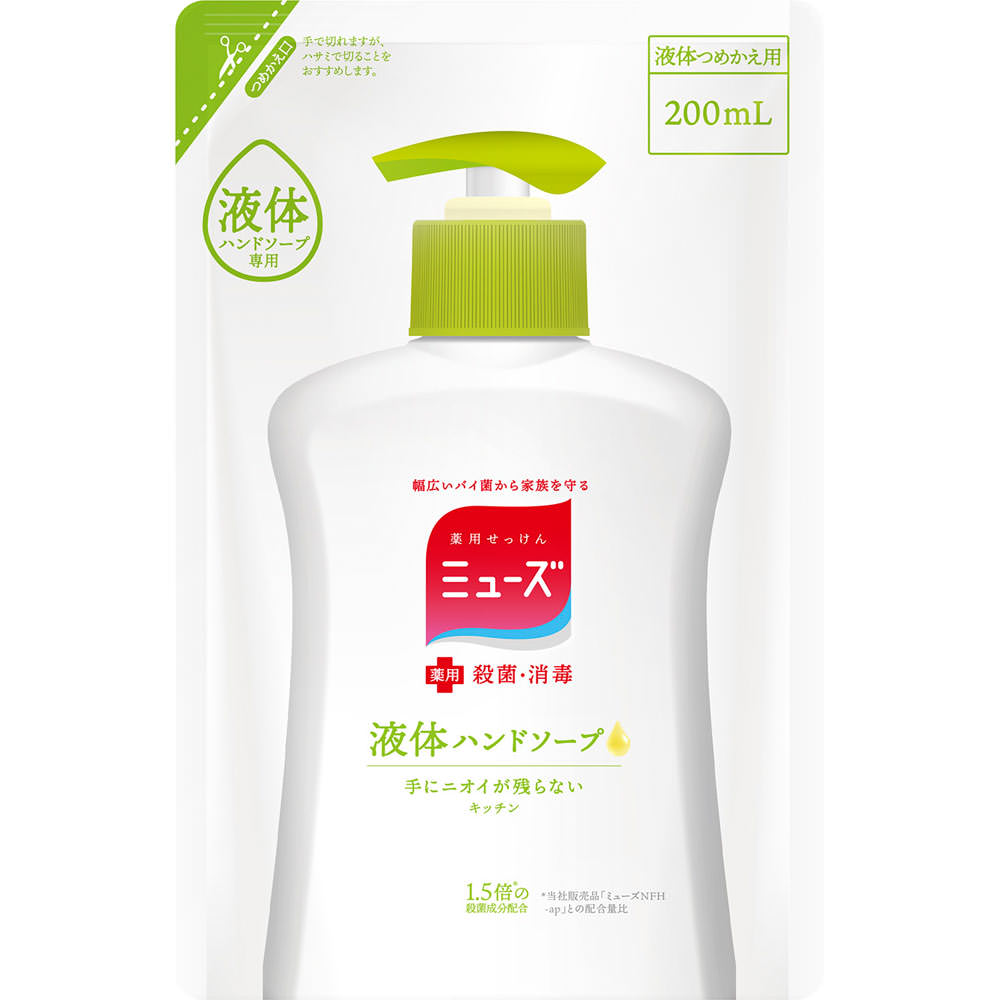レキットベンキーザー・ジャパン キッチンミューズ詰替 200ml (医薬部外品)