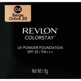 レブロン レブロン カラーステイ UV パウダーファンデーション 004ベージュ オークル 20 _