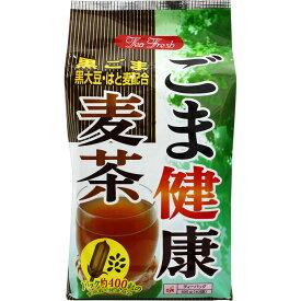 沖縄県保険食品開発共同組合 東京オーエスケー販売 OSK ティーフレッシュ黒ごま配合 ごま健康麦茶 12.5gX40包