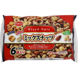 共立食品 ミックスナッツ 6P