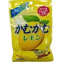 三菱食品 かむかむレモン 30g