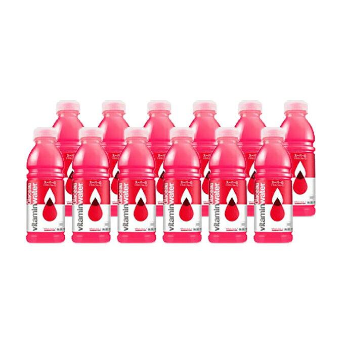日本コカ・コーラ グラソー ビタミンウォーター スーパーC 500ML×12