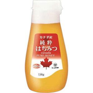 日本蜂蜜 レンゲ印 カナダ産純粋はちみつ 150g