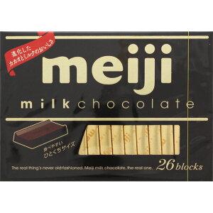 明治ミルクチョコレート BOX
