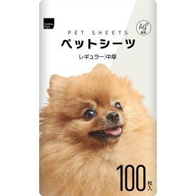 matsukiyo ペットシーツ 中厚 レギュラー 100枚【point】