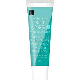 matsukiyo 薬用 うるおいアクネ洗顔フォーム 120g (医薬部外品)
