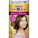ブローネ らく塗り艶カラー 4 ライトブラウン 100g (医薬部外品)