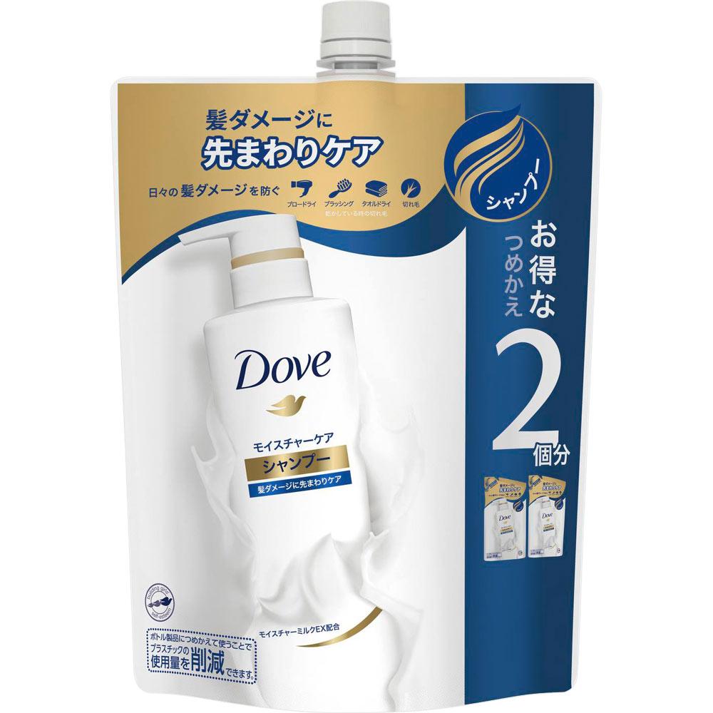 ユニリーバ・ジャパン ダヴ モイスチャーケア シャンプー つめかえ用 700g