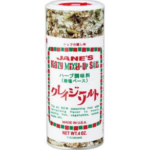 日本緑茶センター クレイジーソルト 113g