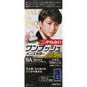 サロン ド プロ ワンプッシュメンズカラー(白髪用) 6A 深みのあるアッシュブラウン 50g+50g+10ml (医薬部外品)