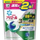 P&Gジャパン アリエールリビングドライジェルボール3D詰替 特大 34個
