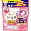 P&Gジャパン ボールドジェルボール3D癒しのプレミアムブロッサム詰替 超特大 34個
