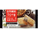 アサヒグループ食品株式会社 バランスアップ クリーム玄米ブラン 黒ごま黒大豆&グラノーラ 2枚×2袋