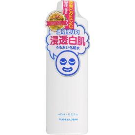 石澤研究所 透明白肌 ホワイトローション 400ml