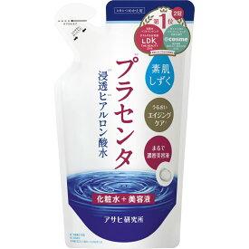 アサヒグループ食品株式会社 素肌しずく ぷるっとしずく化粧水(つめかえ用) 180ml