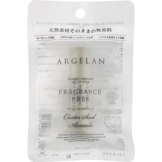 カラーズ アルジェラン オイルリップS 無香料 4g【point】