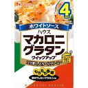 ハウス食品 マカロニグラタンクイックアップ <ホワイトソース> 160g