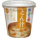 マルコメ カップ 料亭の味 とん汁 1食