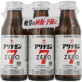 武田CH アリナミンゼロ7 100mlx3 (医薬部外品)