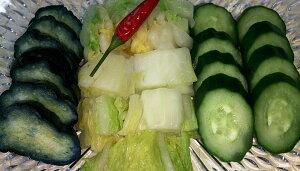 【お漬物】【あす楽対応】【はくさい浅漬・きゅうり浅漬・なす浅漬】人気の白菜・きゅうり・なすの3つが一つにまとまって、盛り付け簡単便利!!