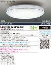 LEDシーリングライト◆6畳用 35W 3500lm【リモコン同梱】◆LEDH80126PW-LD