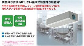 循環式空気殺菌灯■GT-15401-GL15 GT-15401-GL16 生産完了 最新品 GT-15402-GL17 での手配となります。新型コロナウイルス 除菌 殺菌