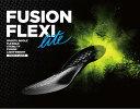 FUSION-FLEXI LITE【フュージョン フレキシ ライト】スポーツインソールスポーツ インソール 衝撃吸収 中敷き シューズ