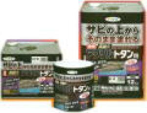 【アサヒペン】【トタン用】【錆止め兼用】油性高耐久アクリルトタン用   12K A色