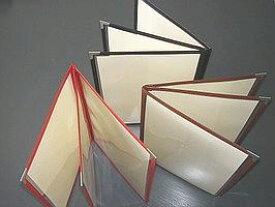 メニューブック B5 6ページ 2つ折り 1冊