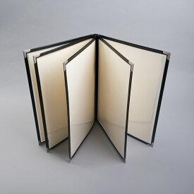 メニューブック A4 10ページ  5冊入り