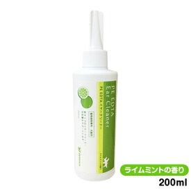 【C】PE EDTA イヤークリーナー ライムミントの香り 200ml