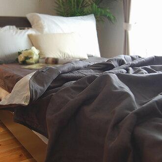 """沒有添加劑 7 重紗布松樹絨毛棕色紗布絨毛布料 * 半雙大小 170 × 210 釐米 5 gaseket & 棉毯,還是""""濕腳溫暖 ! '感覺好 ♪ 過敏性濕疹為敏感皮膚 7 gaseket 棉毯成人""""-日本 '"""