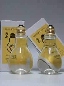 高垣酒造 電球の酒 てんきゅう ホワイトラベル 180ml 2個セット【日本酒】【ギフト】【和歌山県】