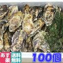 あす楽対応!牡蠣 クール便送料無料 100個 宮城県産 殻付き 牡蠣 殻付き 牡蠣 殻付 1個牡蠣 加熱用 かきカキkaki 一粒…