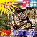 あす楽対応!牡蠣 10kg(約110粒)送料無料! 宮城県産 殻付き 牡蠣 殻付き 無選別牡蠣 牡蠣 殻付 カキ 加熱用 一年子 松島牡蠣屋