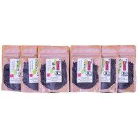 種子島の有機和紅茶飲み比べセット茶葉(リーフ)30g×6本松下製茶