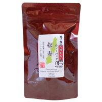 種子島の和紅茶ティーバッグ『松寿(しょうじゅ)』40g(2.5g×16袋入り)松下製茶