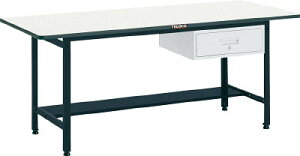 EWR型作業台 1500X750XH740 1段引出付 トラスコ EWR-1575F1
