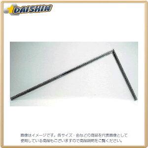 曲尺 高級 角厚シルバー 1尺6寸 裏面角目 匠甚五郎 しなやか シンワ測定 No.10878
